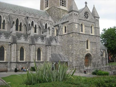ChristChurch Cathedral - Dublin, Ireland