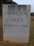 Image for Hurricane Grove Memorial Park - Maysville, GA