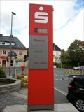 Image for Time & Temperature Display Sparkasse - Naila/Germany/BY