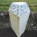 Image for A917 Milestone - Kingsbarns, Fife.