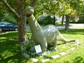 Image for Granby Library Dinosaur - Granby, MA