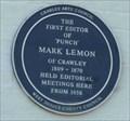 Image for Mark Lemon, Crawley, West Sussex, England