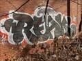 Image for REAK graffiti - Lincoln, RI