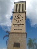 Image for Eliza James-McBean Clock Tower, Frederiksted, US Virgin Islands