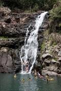 Image for Waimea Falls - Pupukea, HI