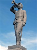 Image for The 153rd Pennsylvania Infantry Bugler - Gettysburg, PA