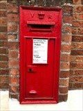 Image for Victorian Wall Post Box - Crescent Road - Oxford - Oxfordshire - UK
