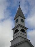 Image for Wilmington Baptist Church Steeple - Wilmington, VT