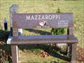 Image for Cathy P. Mazzaroppi Bench - Pine Plains Cemetery - Clay, N.Y.