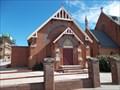 Image for 1908 - St. Stephens Presbyterian Church Hall, Bathurst, NSW