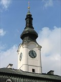 Image for Town Clock - Policka, Czech Republic