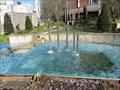 Image for Mandela Gardens Fountain - Leeds, UK