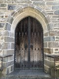 Image for Trinity Episcopal Church Doors - Upperville, Virginia