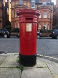 Image for Victorian Pillar Box - Strathray Gardens, Belsize Park, London NW3, UK