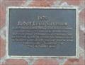 Image for Robert Louis Stevenson  -  Monterey, CA