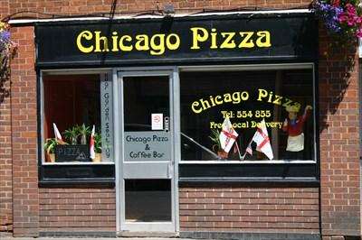 Chicago Pizza Licensed Restaurant Pershore Uk