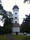 Image for Wasserturm auf dem Friedhof Ohlsdorf - Hamburg, Germany