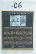 Image for 106 N. Pine Street