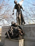 Image for Eugene Field Memorial reliefs - Chicago, IL