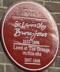 Image for Edward Burne-Jones - North End Crescent, London, UK
