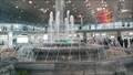 Image for Fountain at Terminal 3, Beijing International Airport.