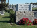 Image for Rio Vista Oddfellows and Masonic Cemetery - Rio Vista CA