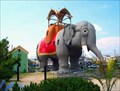 Image for Lucy the Elephant - Trunk Call - Margate, NJ