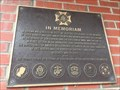 Image for Erie County Council of Veterans of Foreign Wars Plaque- Buffalo, NY