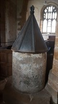Image for Norman Font - The Blessed Virgin Mary & St Leodegarius - Ashby St Ledgers, Northamptonshire