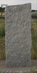 Image for S 51* 58' W -- NE 92 nr Chimney Rock