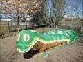 Image for Spicebush Swallowtail Caterpillar - University Park, PA