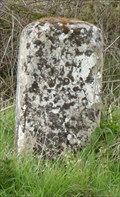 Image for Milestone - Great North Road, Little Paxton, Cambridgeshire, UK.