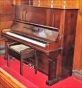 Image for Upright Piano - St. Mary de Ballaugh Church - Ballaugh, Isle of Man