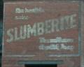Image for Slumberite Mattress ad - F.S. Harmon Furniture Manufacturing Co. Warehouse