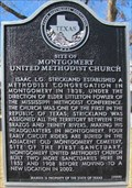 Image for Site of Montgomery United Methodist Church