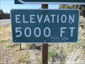Image for Highway 395 - Ravendale, CA - 5000'