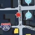 Image for Washington Street Map (SOUTH) - Rockville, MD, USA