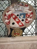 Image for Clarke coat of Arms Potterspury- Northant's
