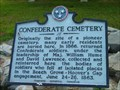 Image for Confederate Cemetery