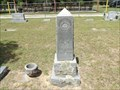 Image for Adam  A. Heft - Bath Cemetery, Bath, Walker County, TX