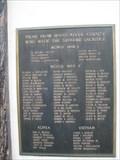 Image for Hood River County Veterans Memorial - Hood River, Oregon