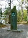 Image for John Ruskin Memorial, Friar's Crag, Keswick, Cumbria,UK