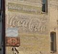Image for Coca-Cola Ghost sign - Lockhart TX