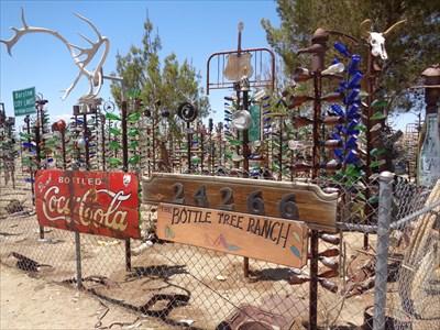Bottle Tree Ranch - Route 66