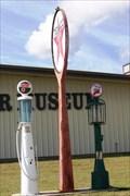 Image for Antique Car Museum Pumps