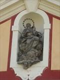 Image for Panna Maria/Virgin Mary, Zlonice, CZ