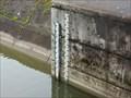 Image for Echelle de crue aqueduc de Maille,France