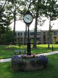 Image for Campus Clock - Bryan College - Dayton, TN