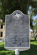 Image for FIRST -- County seat of Edwards County, Rocksprings TX