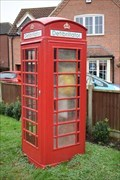 Image for Red Telephone Box - Harby, Leicestershire, LE14 4BG
